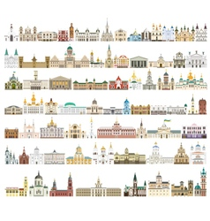 Ukraine Architecture Pack vector