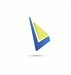 Abstract Symbol Icon vector