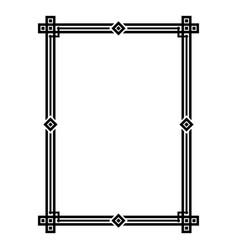 Border frame 0001 vector