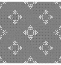 seamless floral pattern 05 vector image vector image