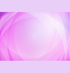 abstract curved purple background vector image