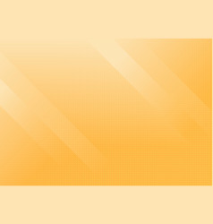 Abstract soft light yellow gradient color vector