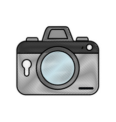 Camera technology object vector
