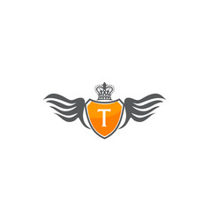 Wing shield crown initial t vector