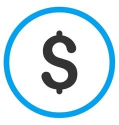 Dollar Symbol Icon vector image