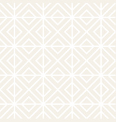 Seamless subtle lattice pattern modern vector