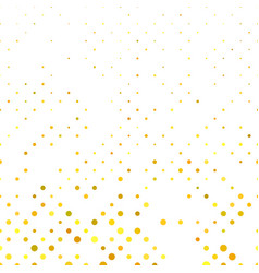 Repeating abstract circle pattern background vector