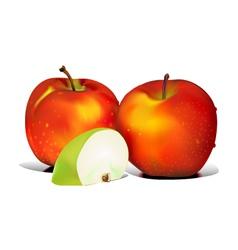 Apple graphics vector