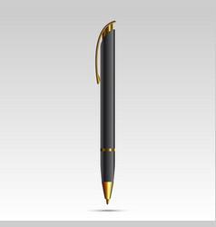 Blank pen vector