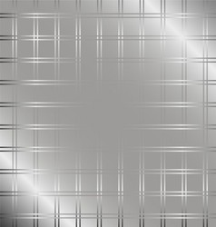 Checked Silver Pattern Checkerboard Abstract Back vector image
