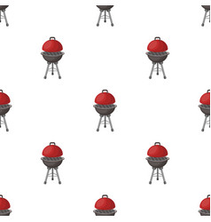 Grill for barbecuebbq single icon in cartoon vector