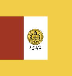san diego california flag vector image
