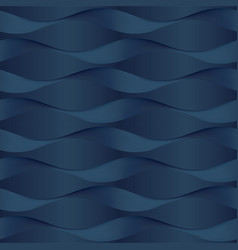 cutting seamless texture wavy background vector image