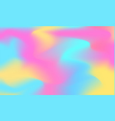 Abstract pastel background tie dye colorful print vector