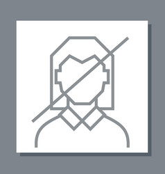 No image available picture vector
