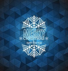 Christmas greating card vector