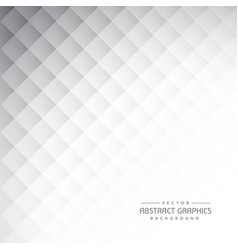 Clean gray abstract background with geometric vector