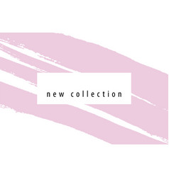 New collection fashion vector
