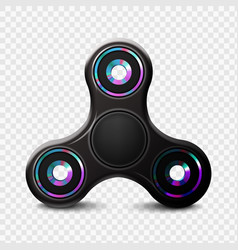 Stock realistic spinner vector