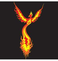 Phoenix vector image