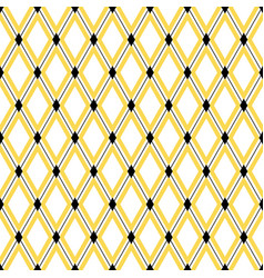 seamless geometric hipster pattern vector image