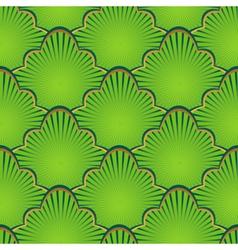 0 green 1 ray vector image