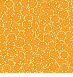 Background with orange pieces vector