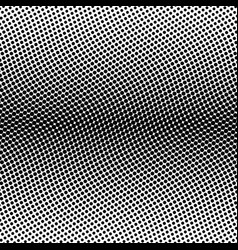 Black halftone bilinear horizontal gradient line vector