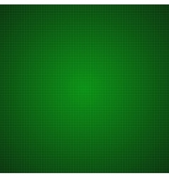 Grid on a green background Eps 10 vector image