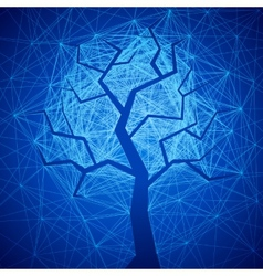 Mystic tree vector