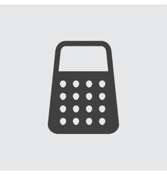 Grater icon vector image vector image