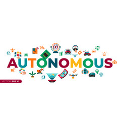 Digital autonomous transportation vector