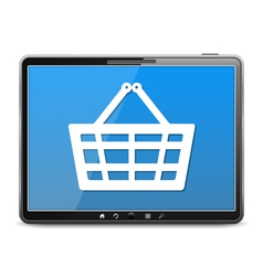 E-Commerce Internet Store vector image