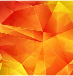 Multi triangle Abstract background vector image