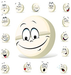 Pill character vector