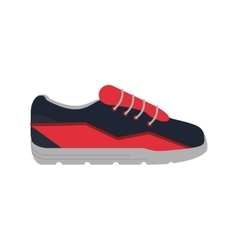 sport shoe icon vector image
