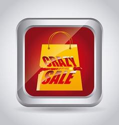 tag shopping vector image