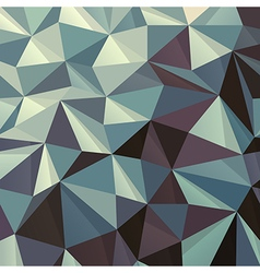 Triangle Abstract Geometric Pattern vector image vector image