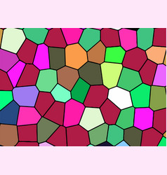 Abstract background similar to mosaic vector