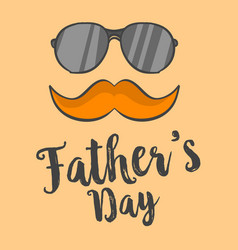 father day card style collection vector image
