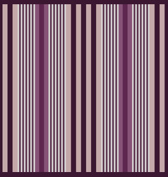 vertical stripes purple seamless print vector image