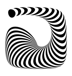 Design monochrome geometric vector