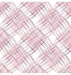 Diagonal plaid pattern vector