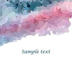 Mosaic background2 vector image