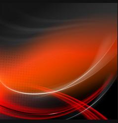 Attractive background of a dark orange hue with vector