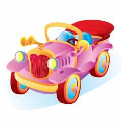 The car vector