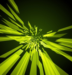 abstract technology lines vector image vector image