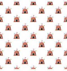 Shapito circus pattern vector