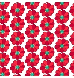 Floral pattern Flowers texture vector image