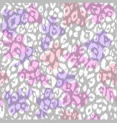 Light pastel pattern vector